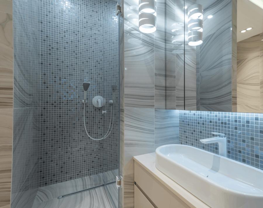 azulejos en baños